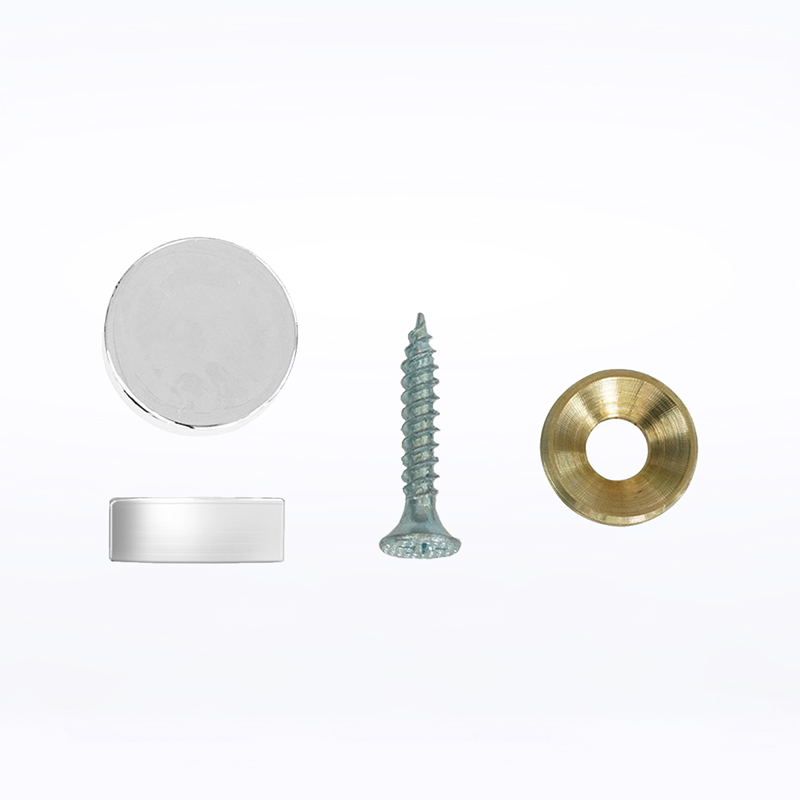 Wall Spacer (Silver) - ⌀19mm x 7mm