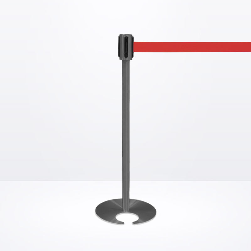 Stackable Q-Stand (Black) - Red Belt