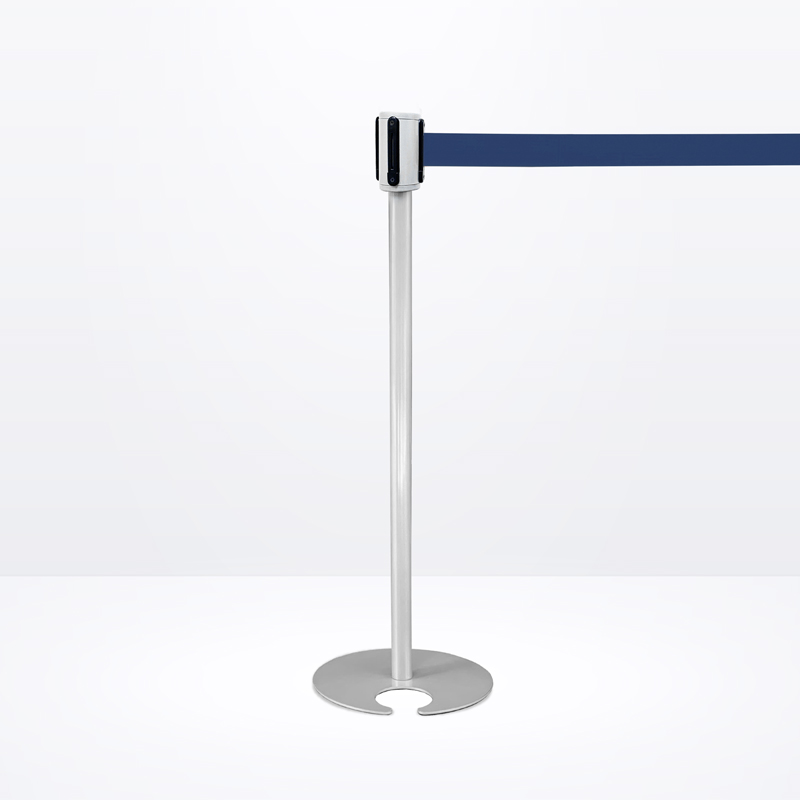 Stackable Q-Stand (Silver) - Blue Belt