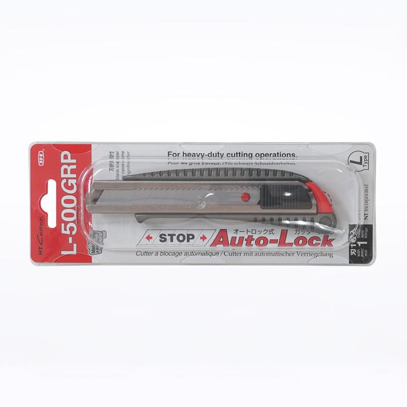 NT Cutter L-500GRP - Grey
