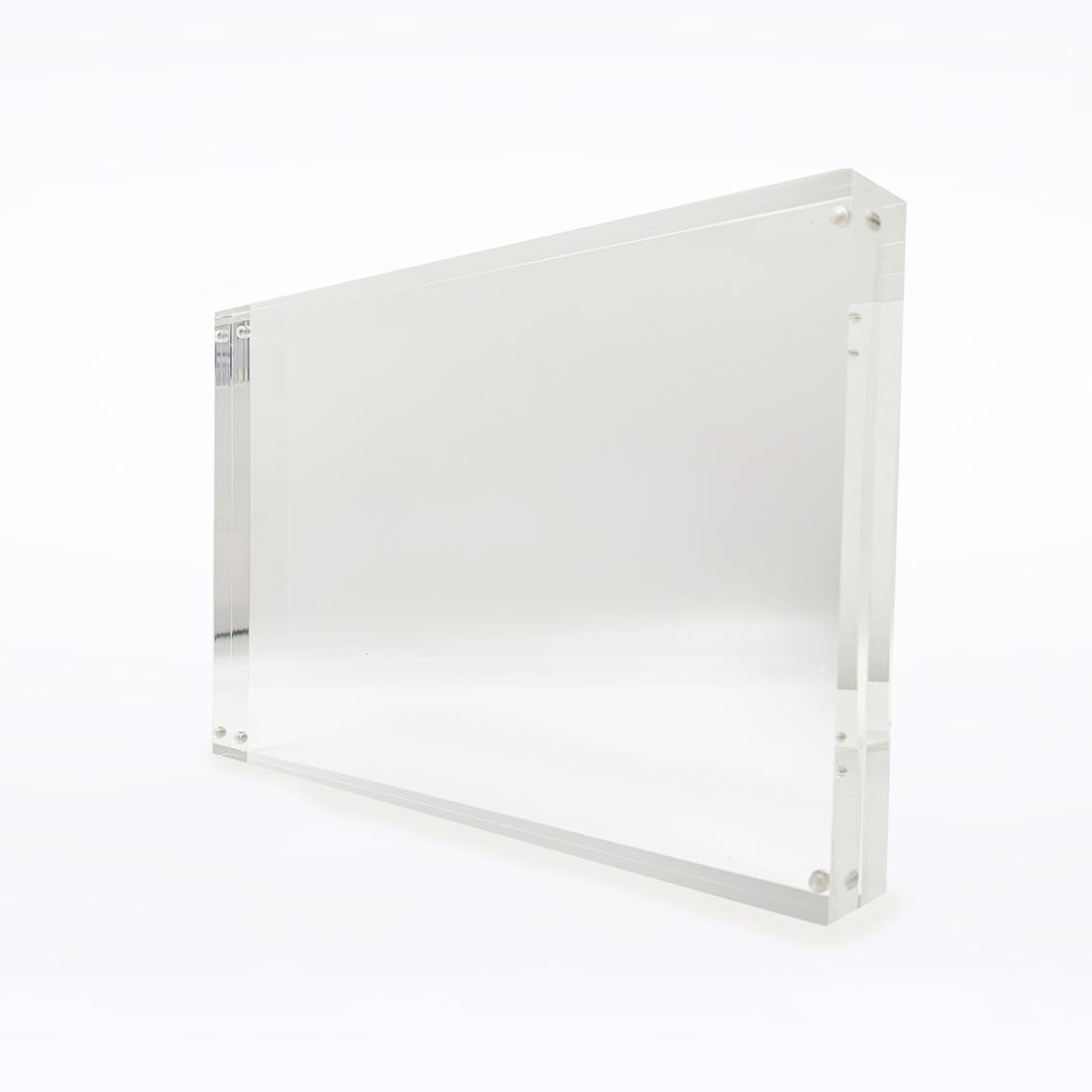 Crystal Block (A5 Size)