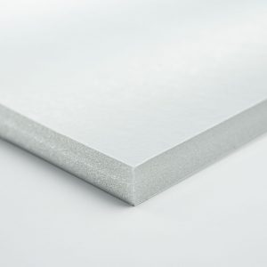 White Foam Board 5mm Thick - 594mm x 841mm (A1 size) - White