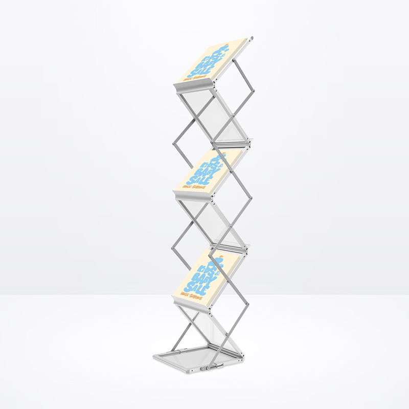 Brochure Stand (Deluxe)
