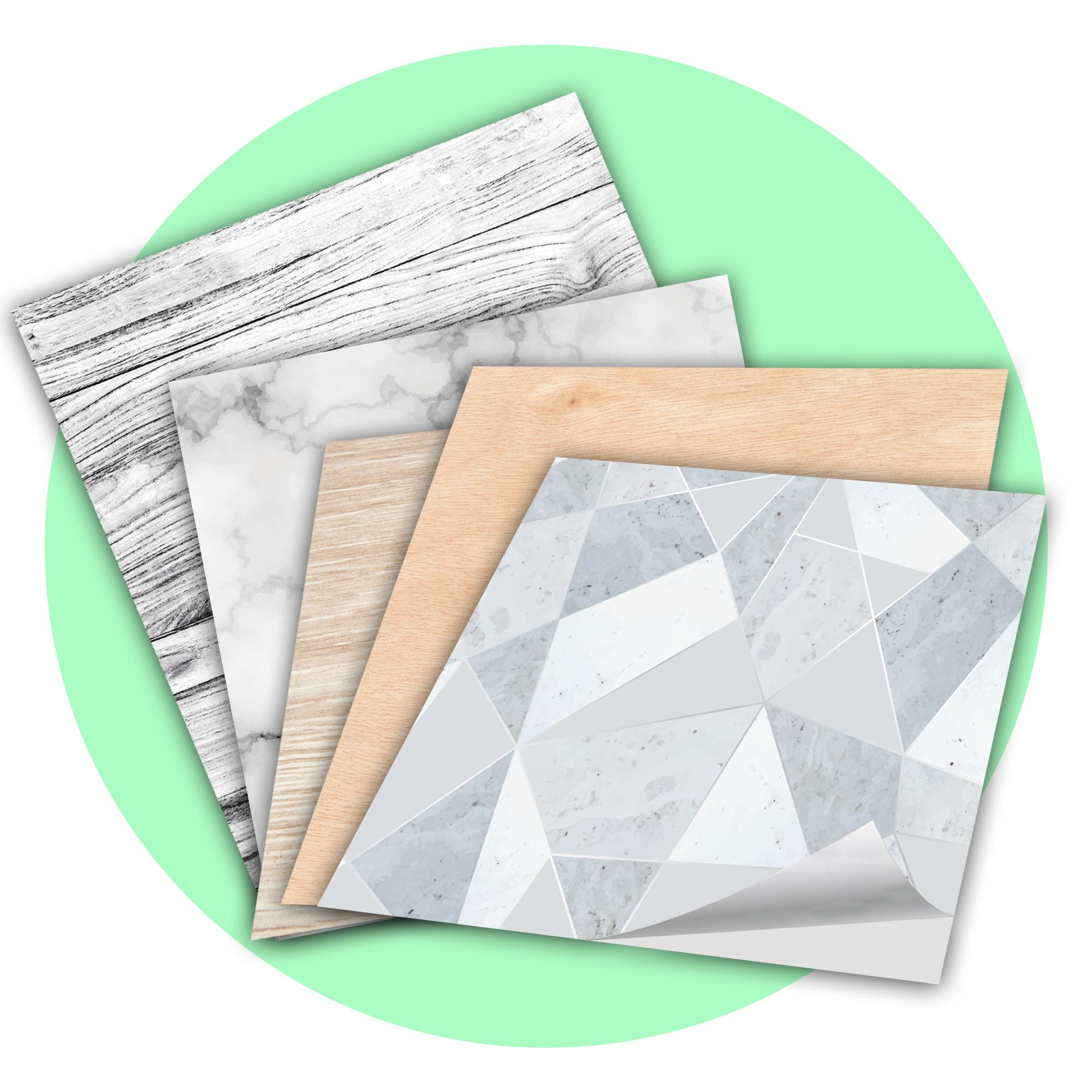 Floor Tiles Deco sticker