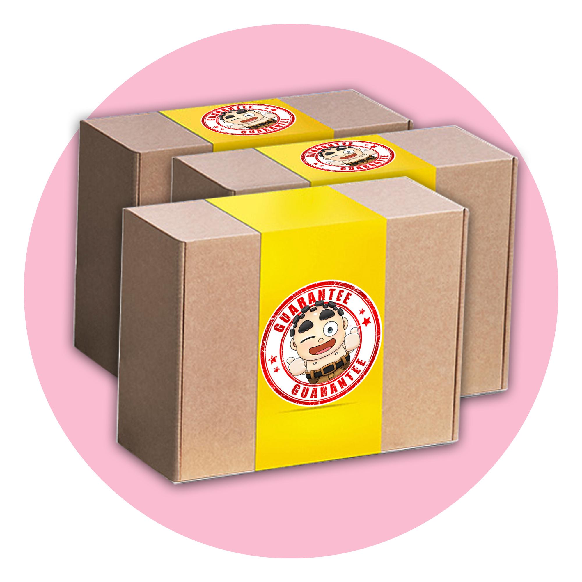 Box Sleeve Packaging