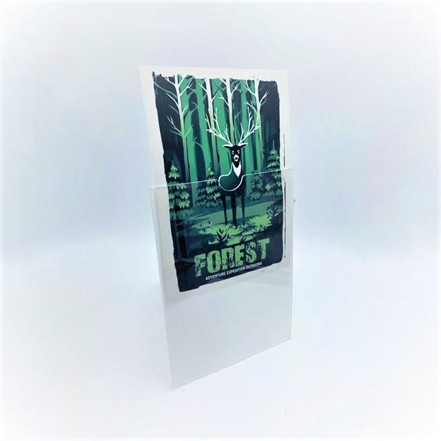Acrylic Slot Wall Frame